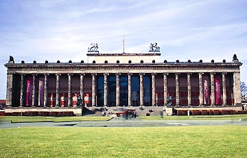 Altes Museum - Museumsinsel Berlin