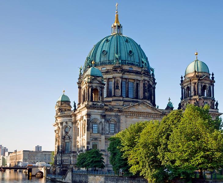 Berliner Dom Museumsinsel In Berlin